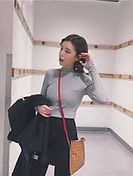 знак Нетто ~ ~ корейской версии свитер рубашку блузку