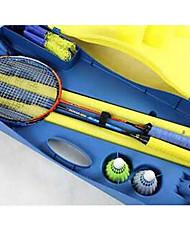 Federballnetz Badminton Beiträge und Net Unverformbar Hochelastisch für Draußen Legere Sport Kohlefaser