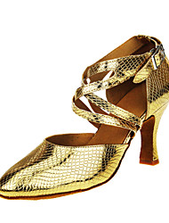 Zapatos de baileModerno-Personalizables-Tacón Personalizado