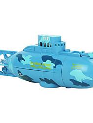 U-Boot HuanQi Rennen RC Boot Bürster Elektromotor 4 - Blau