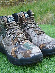 расширенный промежуточный продукт открытый анти-скольжения / износостойкие шнуровке сапоги