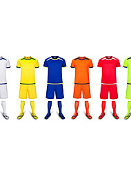 Kid's Soccer Clothing Suits Comfortable Spring Summer Winter Fall/Autumn Solid Polyester Football/Soccer
