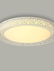Bird's nest LED to ceiling lam /Contemporary Painting Feature for LED Mini Style Acrylic Living Room Bedroom Kids Room