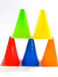 10 pcs Marker barrel 18 cm mark cone logo road sign roadblock training cone obstacle