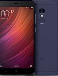 "Xiaomi® Redmi Note4 5.5 "" MIUI 4G Smartphone (Dual SIM Deca Core 13 MP 4GB + 64 GB Blue)"