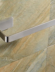 Bathroom Towel Bar / BrushedStainless Steel /Contemporary