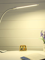 mesa clipe conduziu a lâmpada de escrita de protecção da lâmpada olho estudante secretária lâmpada de leitura lâmpada de cabeceira quarto