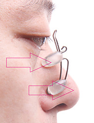 Creative magic nose up tool Beauty Nose Clip Bridge of Nose Increased Straightening Shaper Device(1PCS)
