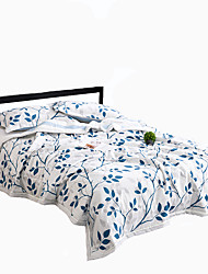 Yuxin®Cotton Summer Air Conditioning Quilt  Summer Thin Cotton Core Wide Summer Cool Quilt Bedding Set