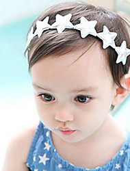 Kid's Cute Baby Knitting Turban Star Headbands
