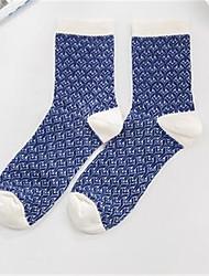 Kindsocken Baumwolle Arbeiter Stapel Socken Baumwollnormallackpunkt Socken Kinder in den Schlauchsocken Außenhandel