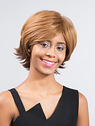 New Style  Fashionable  Natural Prevailing Linen  Short Hair  Synthetic Wig
