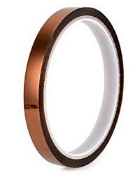 0,06 épais brun haute température bande de 6 mm * 33m