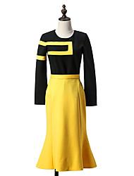 подписать тао звезду с пунктом 2017 весной новые дамами тонкой была тонкое пальто + рыбий хвост юбки костюма
