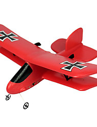 Glider RC 2.4G RC Airplane Red Some Assembly Required Remote Controller/Transmmitter USB Cable User Manual Aircraft