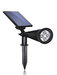 Spotlight Highlight Solar Lawn Lamp Wall Lamp