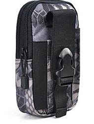 Unisex Nylon Outdoor Waist Bag