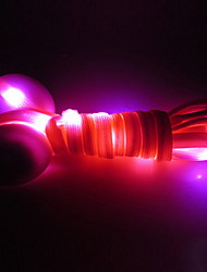 glänzenden Spitze mit LED-Blitz Schnürsenkel bunt leuchtende Spitze Sportschuhe fluoreszierende Farbe Männer und Frauen rund um Schuhe