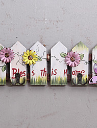 Wall Decor Metal Wood Contemporary Country Rustic Wall Art 1Pc