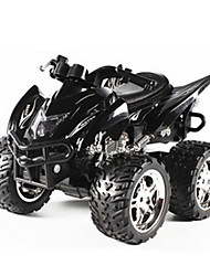Motorcycle JJRC 1:16 Gas RC Car AM Black Ready-To-Go Remote Control Car