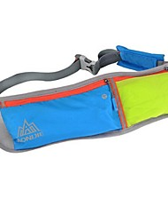 Sports Bag Waist Bag/Waistpack Phone/Iphone Multifunctional Running Bag Camping & Hiking Fitness Leisure Sports Jogging