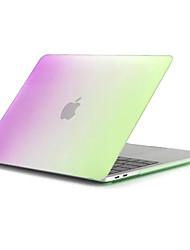 claro e transparente cristal caso difícil para apple 2016 novo MacBook Pro 13 15 13,3 15,4 com / sem barra de toque a1706 a1708 a1707 caso