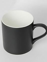 Minimalisme Articles pour boire, 400 ml Sensible à la chaleur couleur changeante Céramique Café Thé Verres & Tasses Pour Usage Quotidien