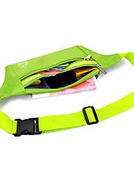 Bolsa de cinto Bolsa Transversal para Acampar e Caminhar Pesca Montanhismo Fitness Esportes de Lazer Viajar Corrida Bolsas para EsporteÁ