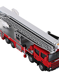 Climbing Fire Rescue Truck Racing Brushless Electric RC Car Ready-To-Go