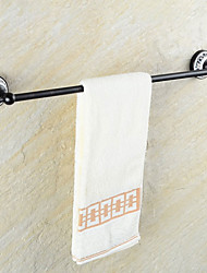 Towel Bar / Bathroom Shelf Oil Rubbed Bronze Wall Mounted
