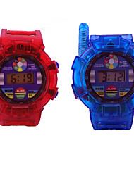 Watch Walkie-talkie Parent-child Walkie-talkie Children's Intelligence Watch Walkie-talkie Science & Discovery Toys Novelty & Gag Toys Plastic