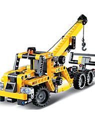 Bausteine Für Geschenk Bausteine Model & Building Toy Aushebemaschinen Plastik 2 bis 4 Jahre 5 bis 7 Jahre 8 bis 13 Jahre 14 Jahre & mehr