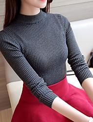 знак 4162 # 2016 новых зимних женщин&# 39; s вязать свитер