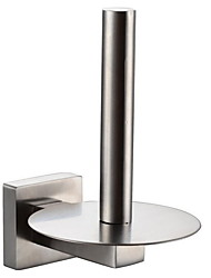 Toilet Paper Holders Modern Round Stainless Steel