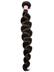 Natural Color Loose Wave 100% Brazilian Virgin Human Hair Weave 1pc Bundle 242628