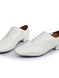 Kids' Dance Shoes Leatherette Modern Heels Low Heel Indoor