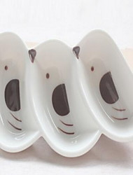Ceramic Gravy Boats & Butter Dishes Dinnerware with High Quality