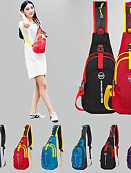 Sports Bag Belt Pouch/Belt Bag Sling & Messenger Bag Waterproof Rain-Proof Wearable Phone/Iphone Running Bag All PhonesClimbing Fitness