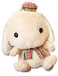 Stuffed Toys Model & Building Toy Rabbit