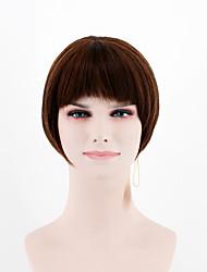 Corée du Sud, Japon, Corée du Sud, New Black Short Section, perruque sub-liuhai à cheveux à haute température