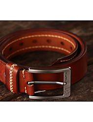 Masculino Casual Liga Velcro Cinto para a Cintura