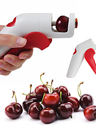 1Pcs  Novelty Cherry Pitter Remover Machine New Fruit Nuclear Corer Kitchen Tools Kitchen Gadgets