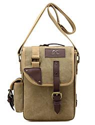 Men Canvas Sports Casual Outdoor Shoulder Bag