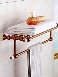 Towel Racks & Holders Modern Brass