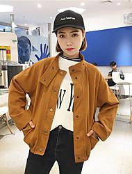 Sign 2017 spring new baseball uniform jacket BF Short Jacket