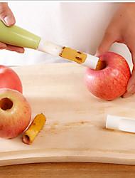 1 Pças. Apple Removedor de sementes For Fruta Para utensílios de cozinha Plástico Alta qualidade Multifunções Gadget de Cozinha Criativa
