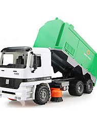 Construction Vehicle Toys 1:16 ABS Plastic Green