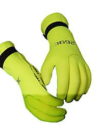 HISEA® Unisex Zahřívací Pohodlné Protiskluzový neoprén Diving Suit Vrchní část oděvu-Plavání Potápění Plážové ŠnorchlováníKlasický