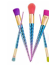 5 Blush Brush Eyeshadow Brush Lip Brush Concealer Brush Powder Brush Foundation Brush Other Brush Synthetic Hair Professional PlasticFace