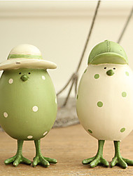 Animals Holiday Polyresin Modern/Contemporary Country,Gifts Indoor Decorative Accessories
